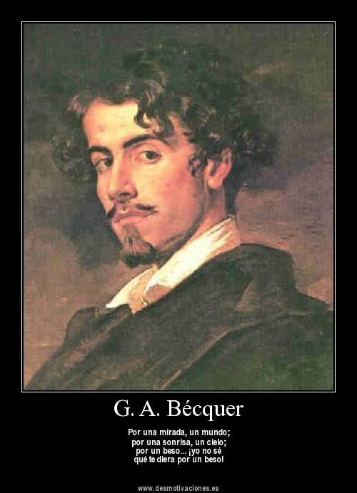 Gustavo Adolfo Bécquer El Romántico Por Excelencia Uno De Mis Favoritos Retratos Ideas Para Retrato Romanticismo