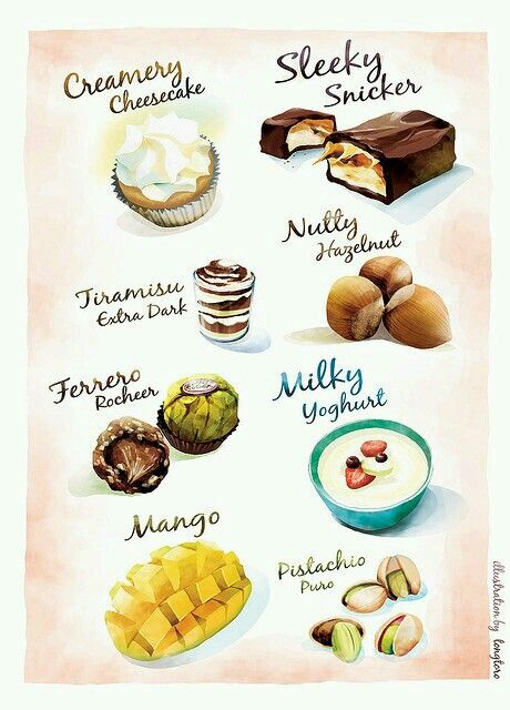 Varios2 food illustrations pinterest la couleur des sentiments les sentiments et sentiments - La cuisine des sentiments ...