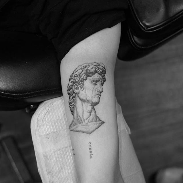 Now booking 2018 | west4tattoo@gmail... #greekstatue
