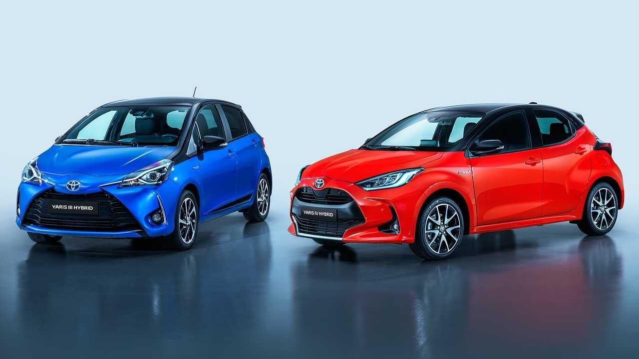 Toyota Yaris 2020 Motor1 Com Photos In 2020 Yaris Toyota Toyota Hilux