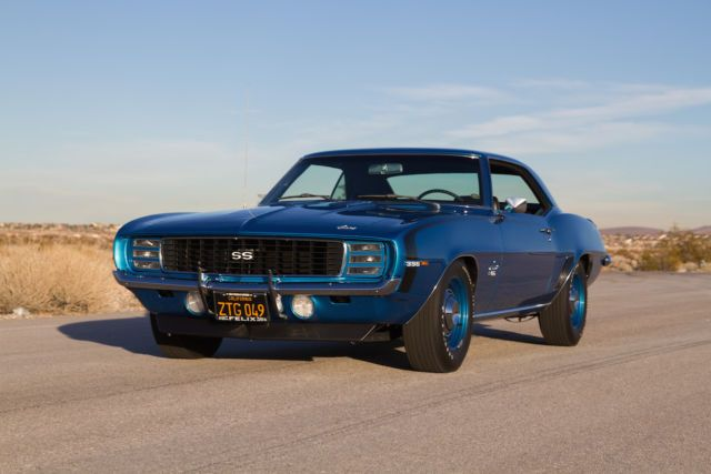 1969 Chevrolet Camaro RS/SS 396 - Rare RPO L89 making a conservative