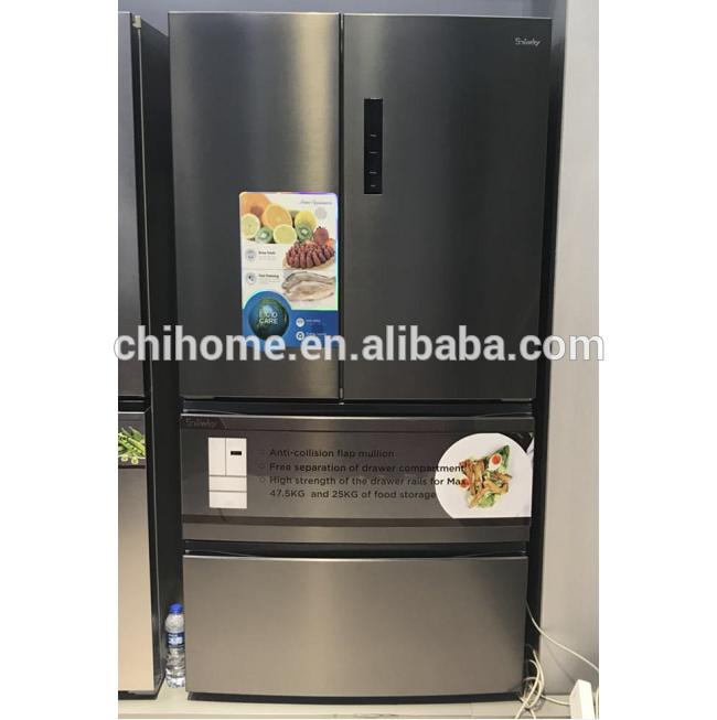 Bcd 452w Cote A Cote Refrigerateur Avec Machine A Glacons Distributeur D Eau Et Minibar En Chine Https App A Distributeur D Eau Machine A Glacon Distributeur