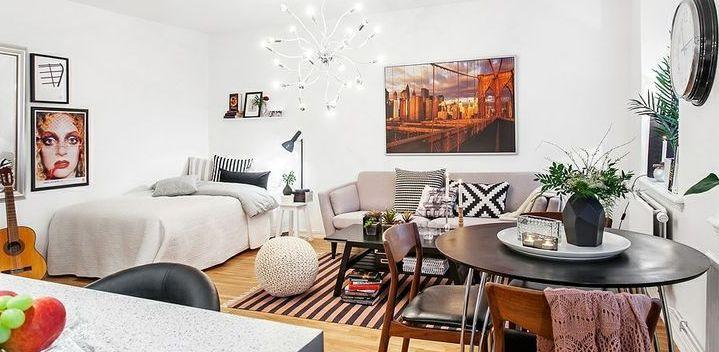 Ikea Studio Apartment Ideas 10 Awesome