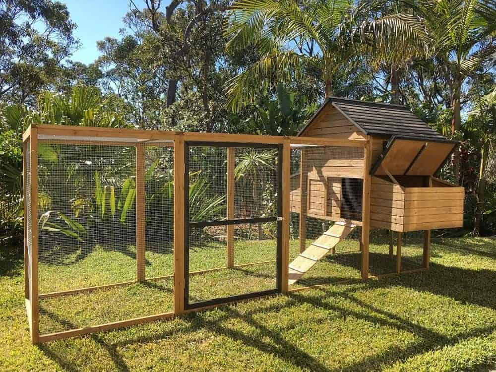 Chicken Coops, Chook Pens, and Feeders - Ship Australia ...