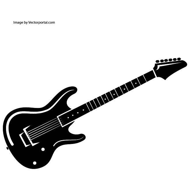 Guitar Artwork Free Vector Guitar Artwork Guitar Clipart Guitar Vector