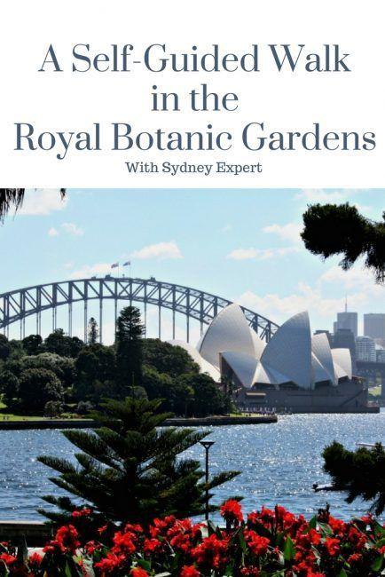 Hyde Park to the Royal Botanic Gardens #botanicgarden