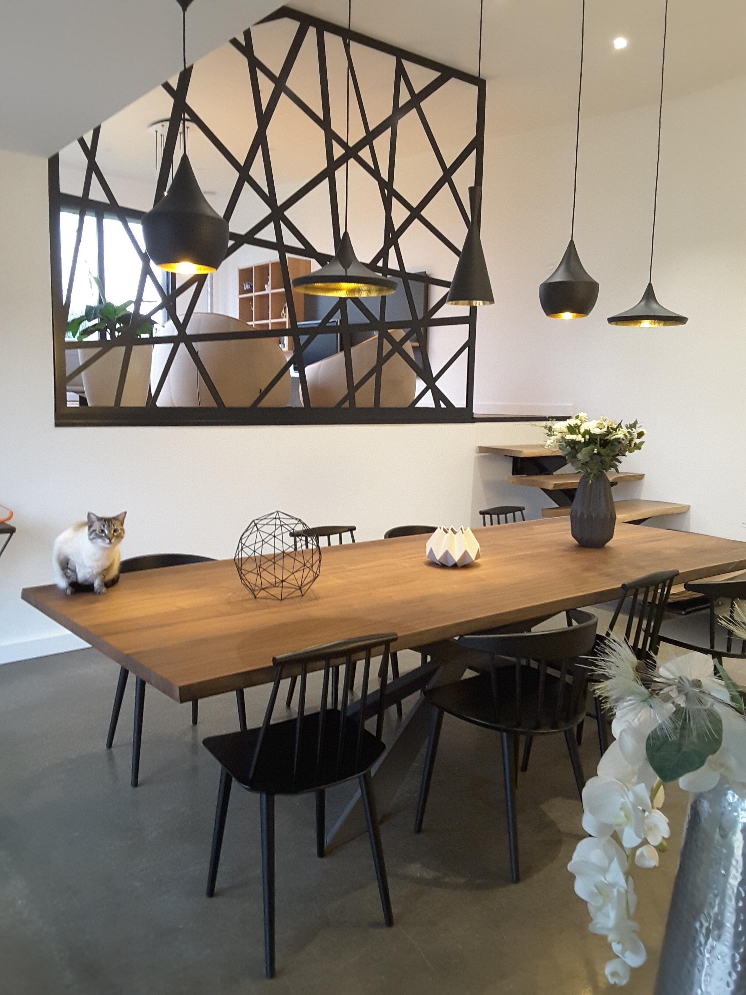 Aménagement d\'une maison contemporaine - photo de MDI - Aménagement ...
