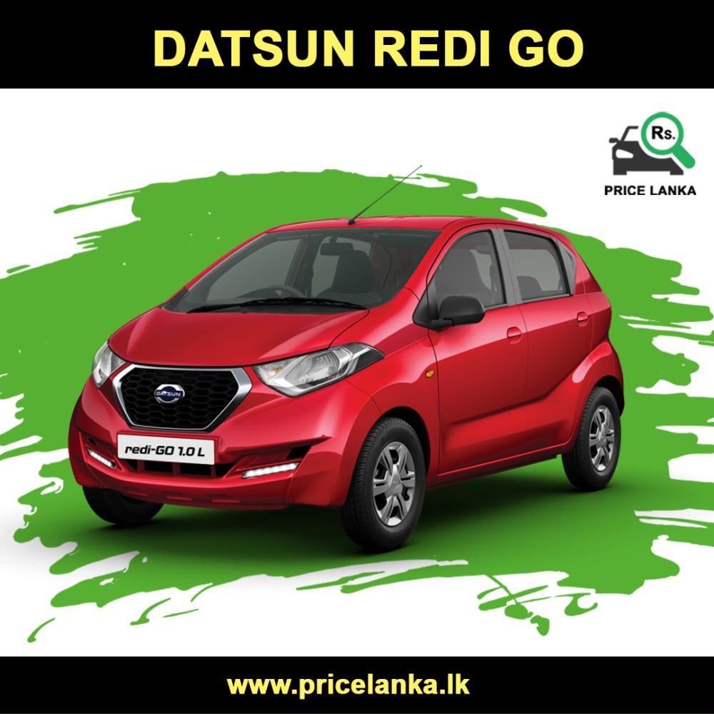 New Nissan Datsun Redi Go Car Price Starts At Lkr 2 050 000 In Sri Lanka Model Nissan Datsun Redi Go 2019 Fuel Efficiency Average Datsun Datsun Car Go Car