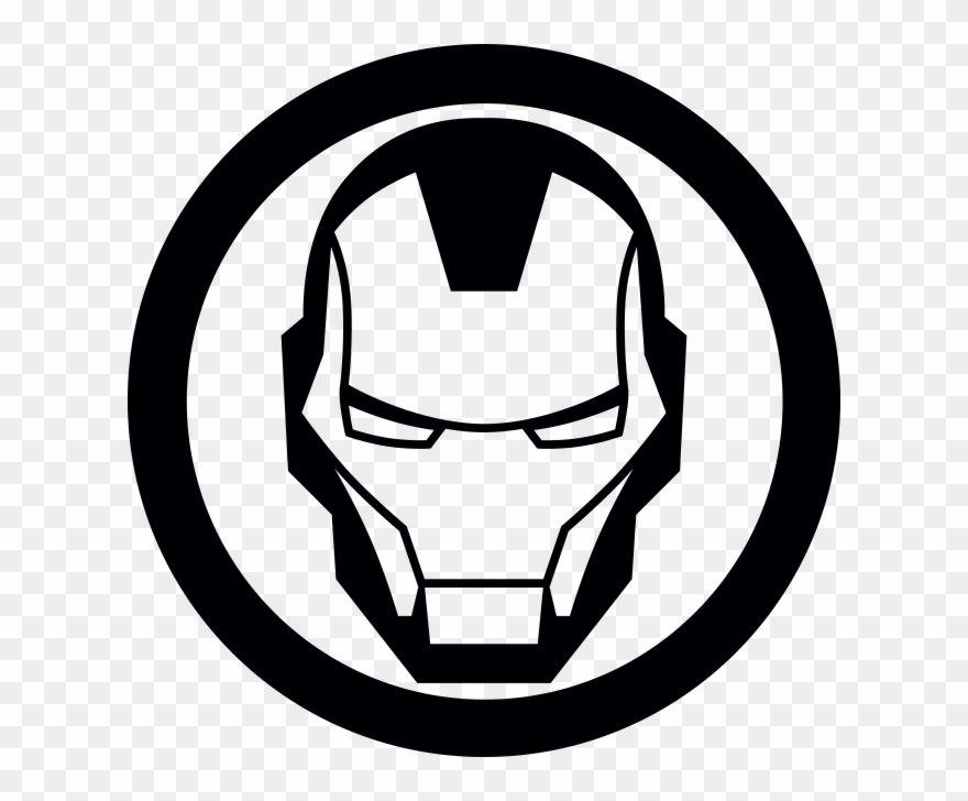 Infinity War Iron Man Face Logo Clipart Iron Man Face Iron Man Logo Logo Clipart