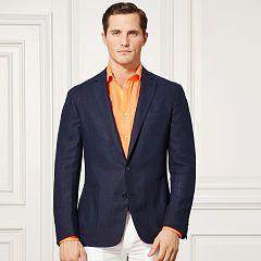 Westley Linen Sport Coat - Purple Label Shop All Purple Label - Ralph  Lauren UK Great lightweight linen jacket