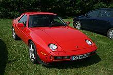 Porsche 928 - Wikipedia, the free encyclopedia