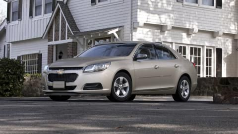 Build Your Own Mid Size Sedan 2015 Malibu Chevrolet With