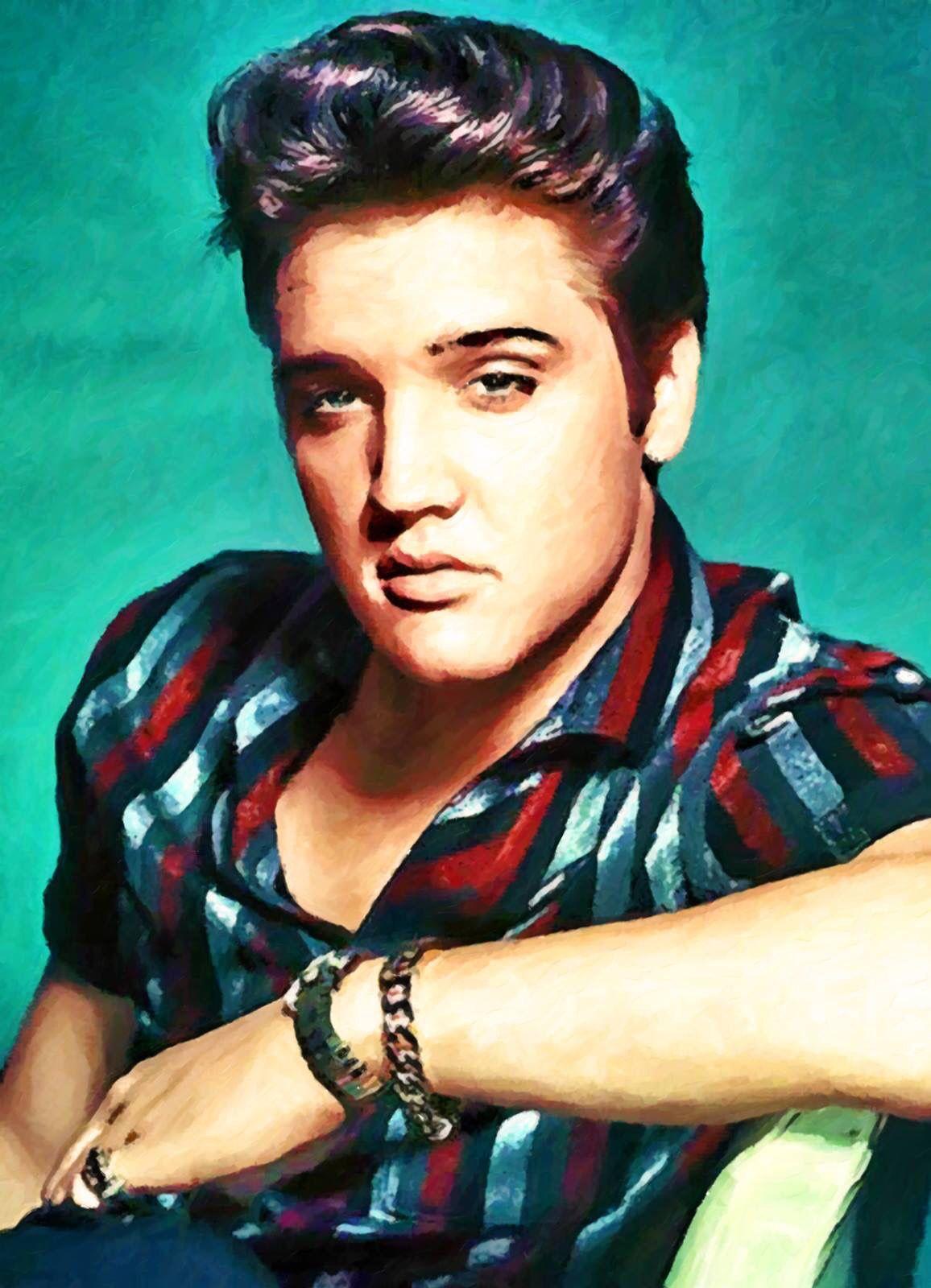 Elvis Presley  Artist:  Don Biggs