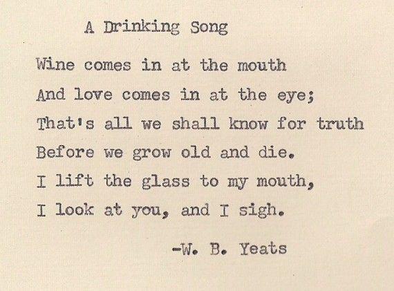 Sweetest poem ever