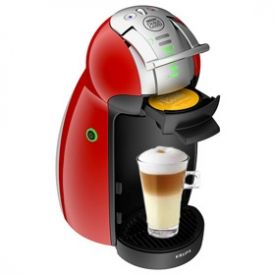 Ndg Genio Red Kp1506th Nescafe Coffee Maker Dolce Gusto
