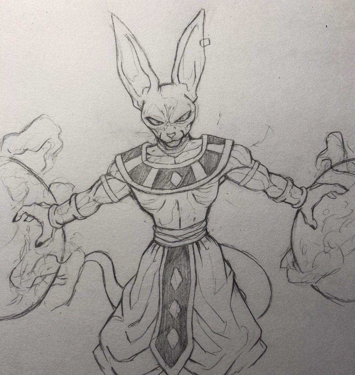 舞零 ぶれ Fantastickyouth Twitter Desenhos Dragonball
