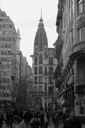 Buenos Aires, Gath & Chaves, 2010's El edificio que está enfrente, donde ahora está Falabella, también era un anexo de Gath & Chaves. Estaban unidos por un túnel que corría por debajo de Presidente Cangallo ( Perón)
