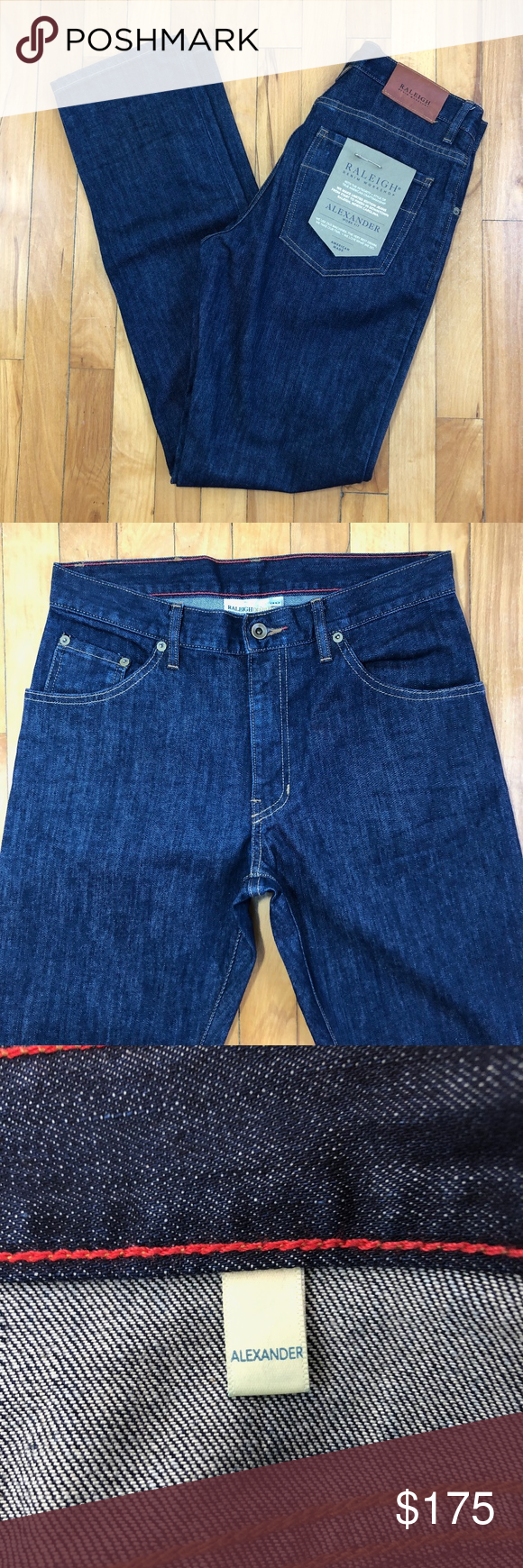 b263773fac5 Raleigh Denim Alexander Work Fit Raleigh Denim Alexander Work Fit. Built  for an athletic frame
