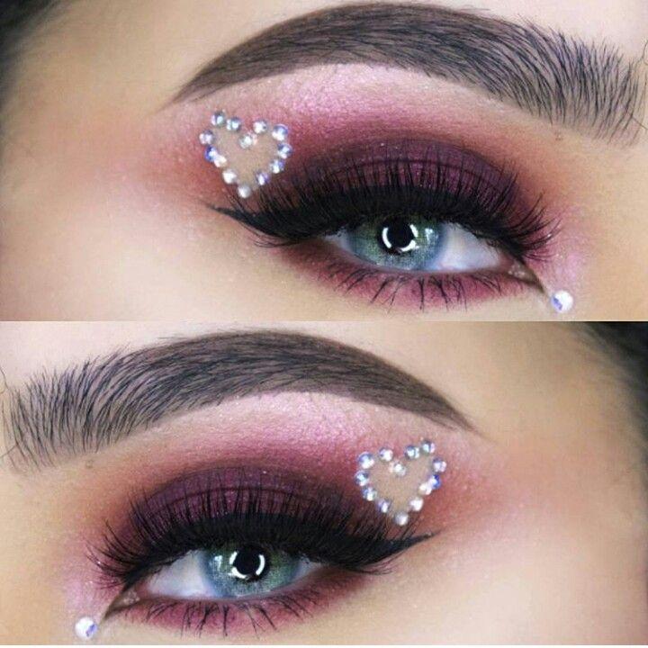 Advance Eye Makeup Creative Eye Makeup Eyeshadow For Blue Eyes