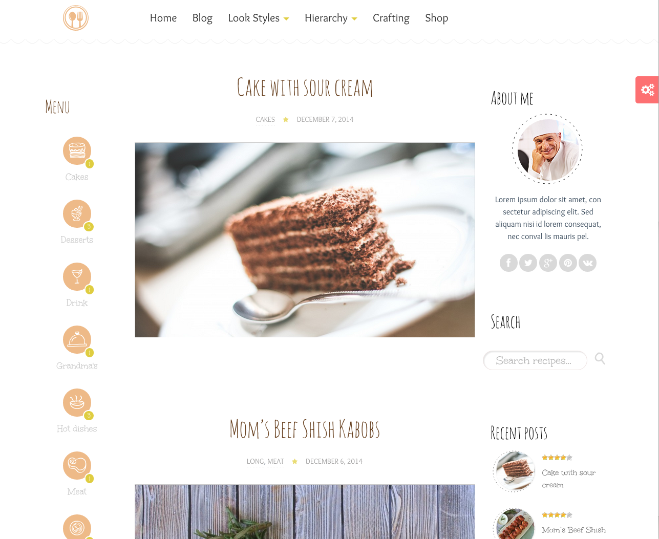 100 best wordpress themes for food blogs 2017 food blogs 100 best wordpress themes for food blogs 2015 forumfinder Gallery
