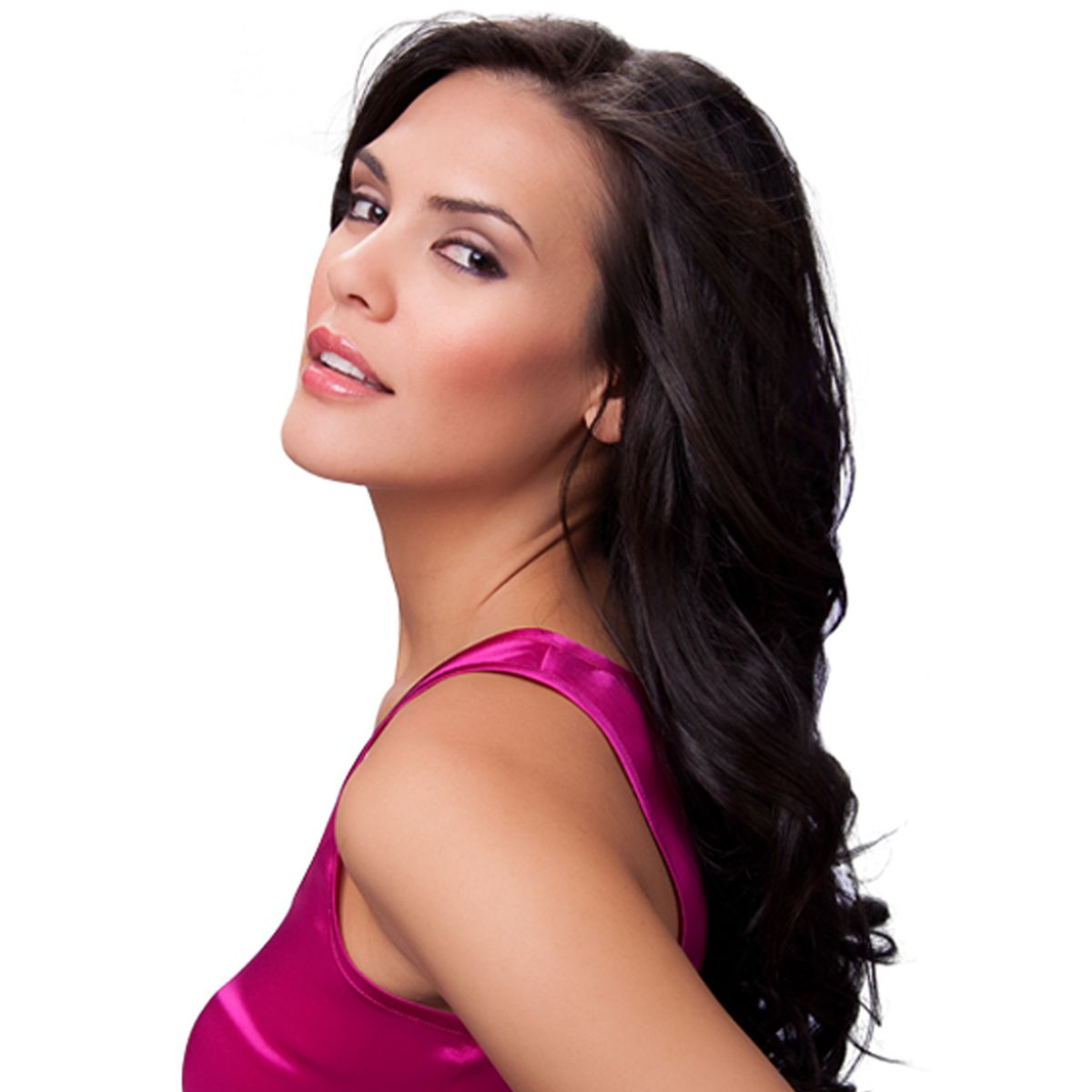 """EasiXtend Elite 16"""" Human Hair Clipin Extensions by"""