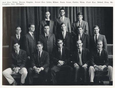 The Trad: Princeton 1962 - Tiger Staff