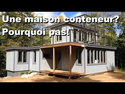 mini maison conteneur tiny house chalet et autres projets maisons vendre laval rive. Black Bedroom Furniture Sets. Home Design Ideas