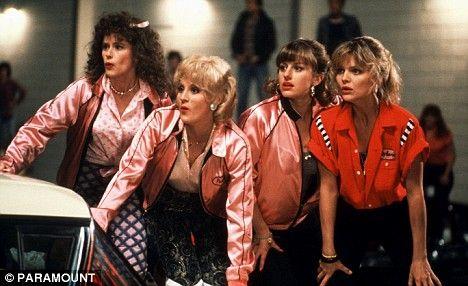50 S Pinkladies Musical Grease 2 Grease Look Cool