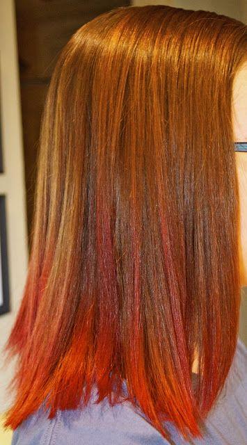 Make It Rane Kool Aid Dyeing Fun Hair Dye Colors Colored Hair Tips Dyed Hair
