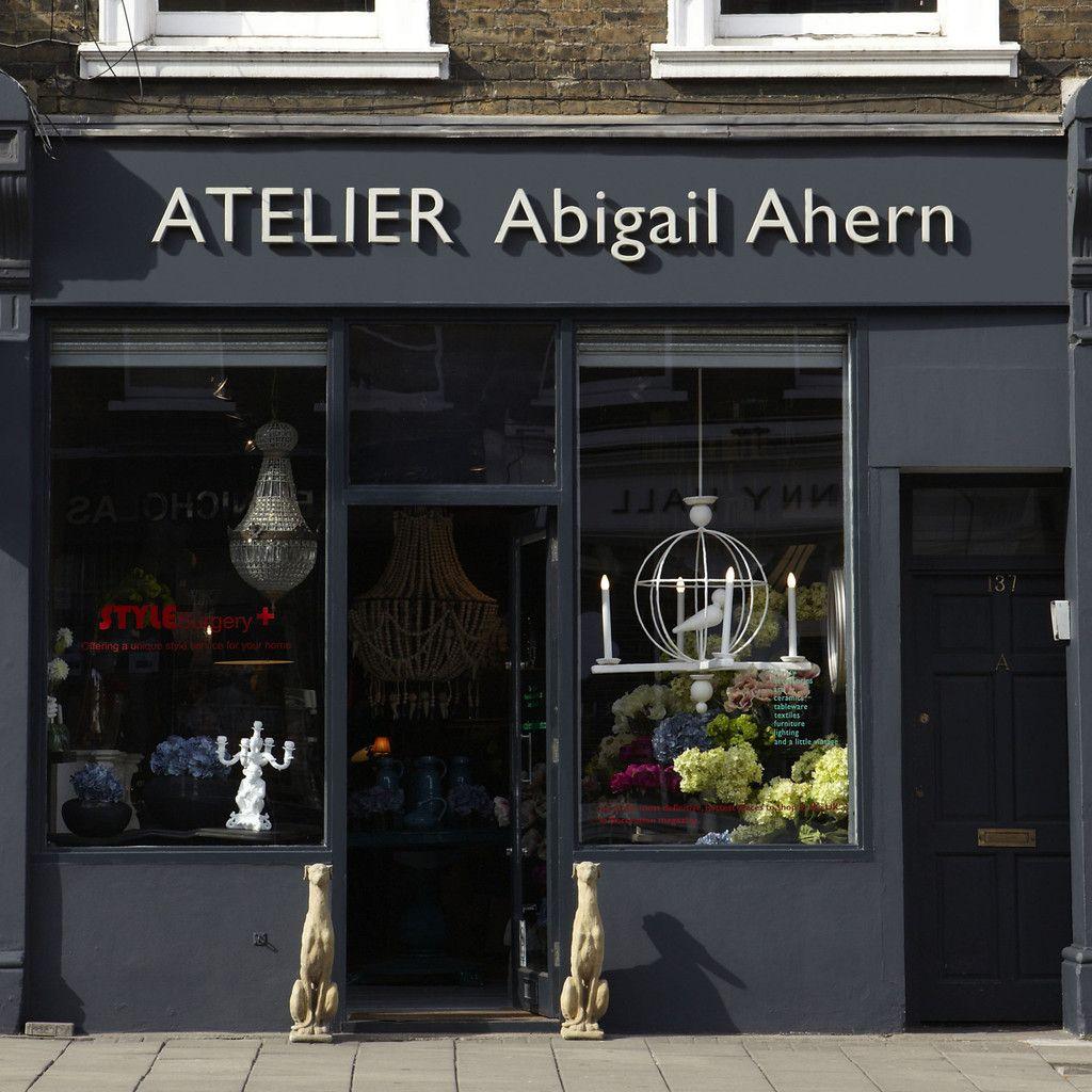 Design School (London) - Retail Masterclass – Abigail Ahern