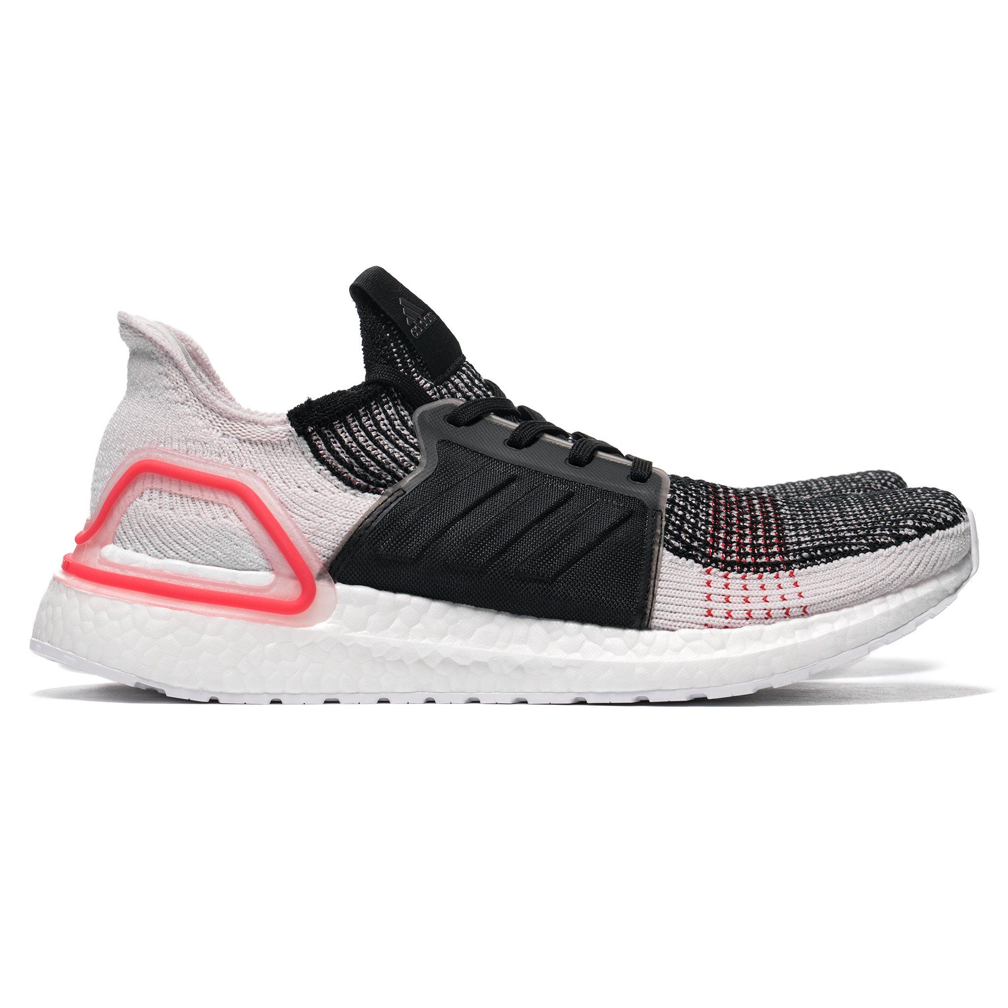 Adidas Ultra Boost 19 Core Black Laser Red Footwear Adidas Ultra Boost Ultra Boost Adidas