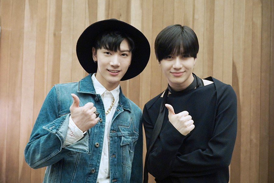 Image result for ten and taemin hit the stage