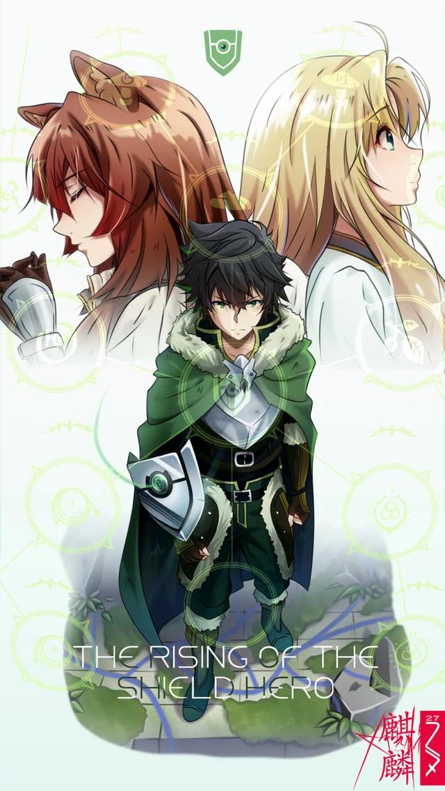 Shield Hero Hero Anime Shield