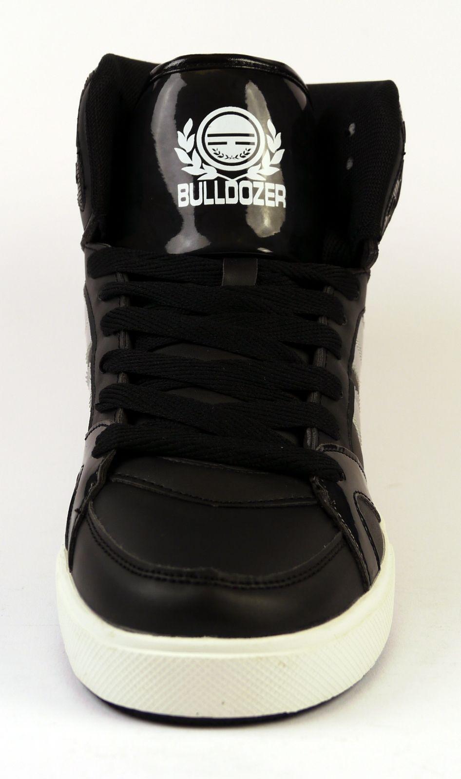 b6c7f895003d Bulldozer High-Top Sneaker schwarz http   www.ebay.de itm Bulldozer ...