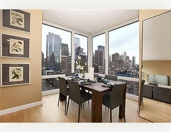 Designer Furnished 2 Bedroom For Rent At The Platinum Condominium Located  In The Heart Of Midtown Manhattan! 2 BR For Rent, Midtown West Apartment  Rentals ...