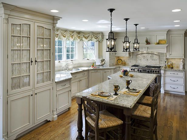 french country kitchens on a budget
