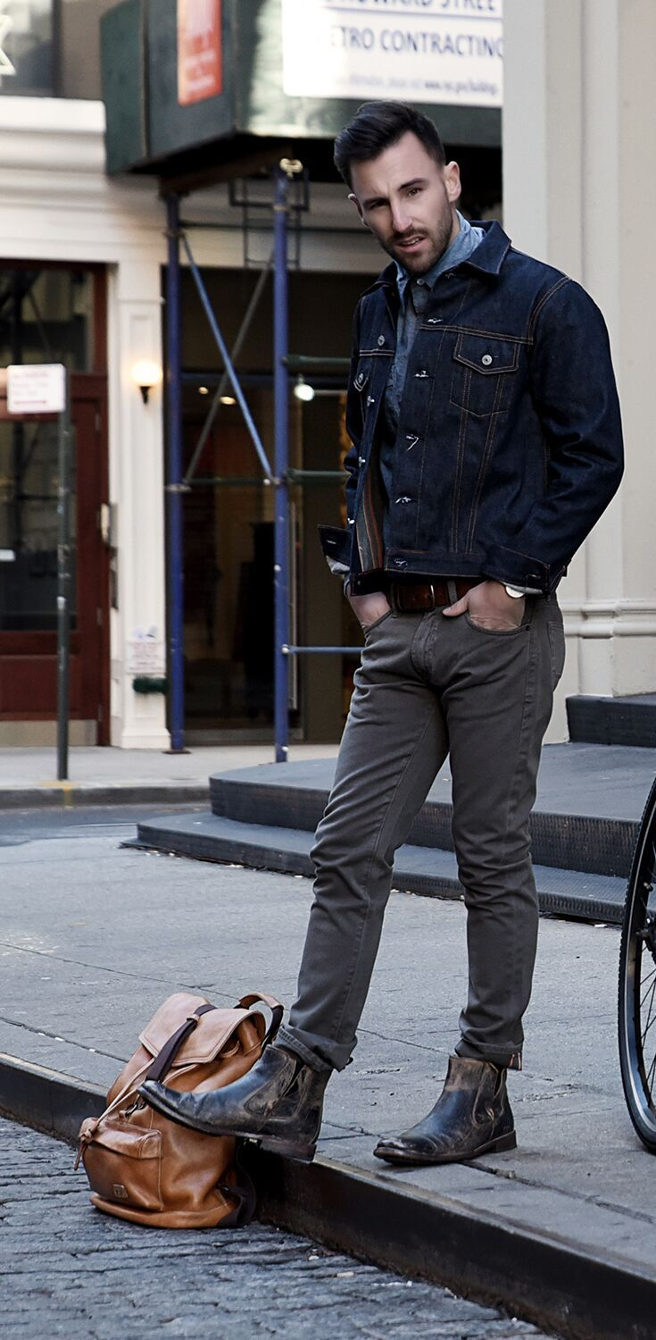 Pin On Men S Casual Style