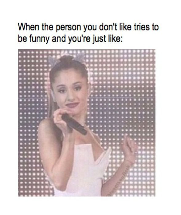 21 Of The Siest Ariana Grande Memes Perfect For Everyday Situations