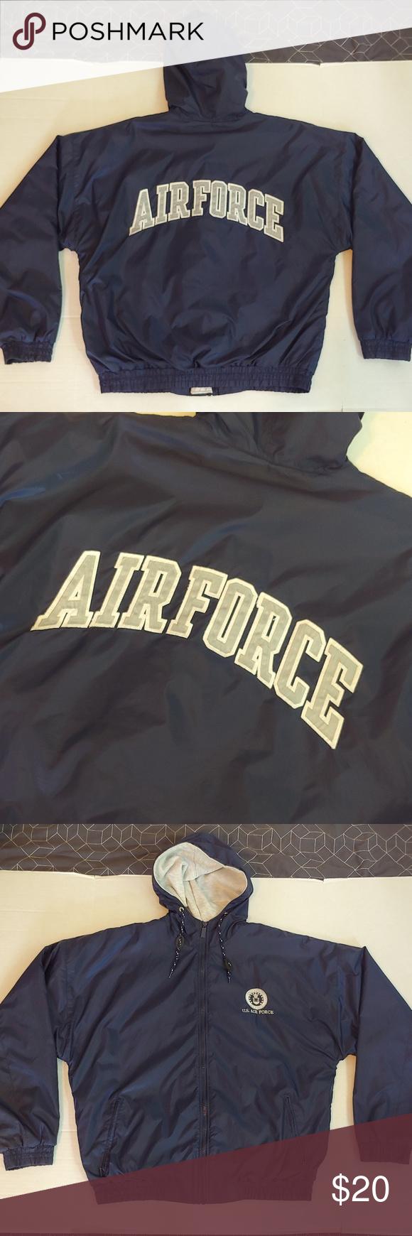Vintage heavy Air Force jacket Vintage jacket, Air force