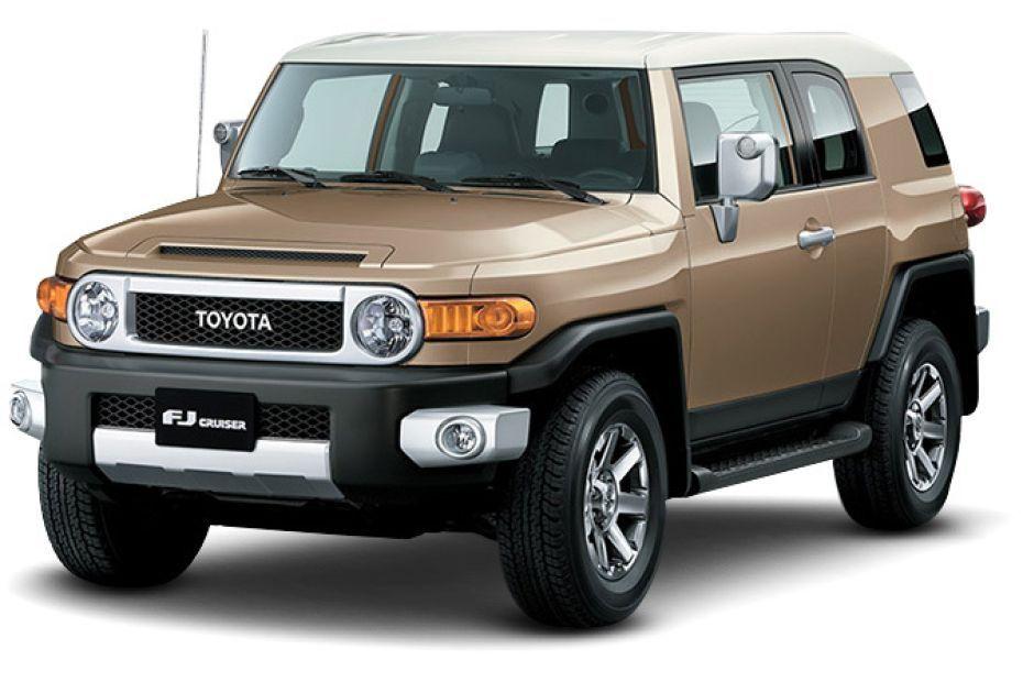 Toyota Fj Cruiser Beige Toyota Fj Cruiser Fj Cruiser New Cars