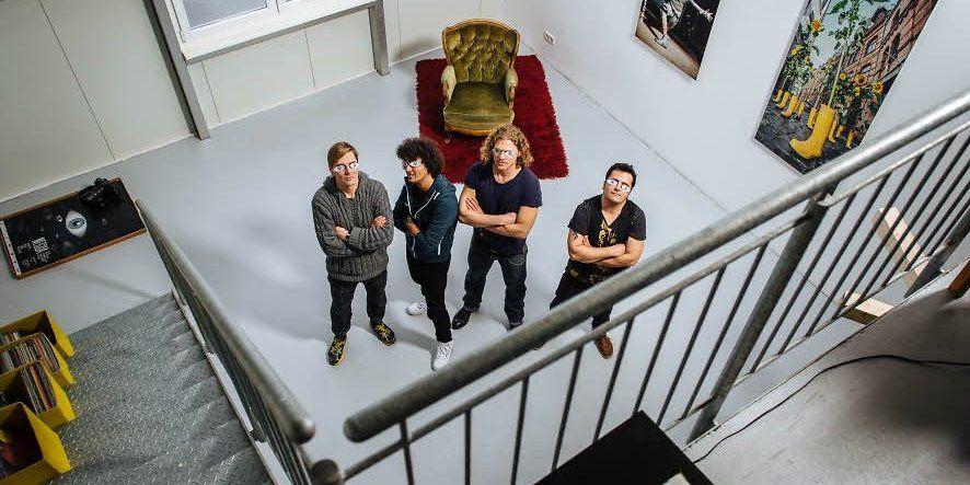 Poller Atelierhaus: Alles im Blick im Hafenquartier