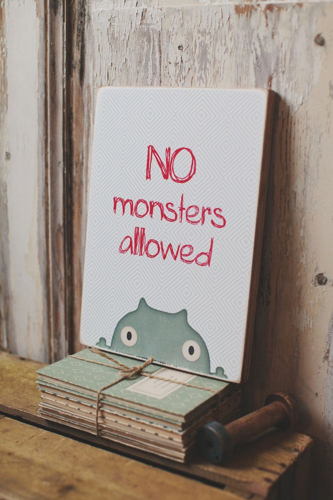 10x15 Room: Photoblock100 % Monster Free Rooms Guarantee Or You Get