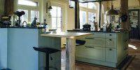 Handgemaakte landelijke keuken - bij Johan Bos Keukens
