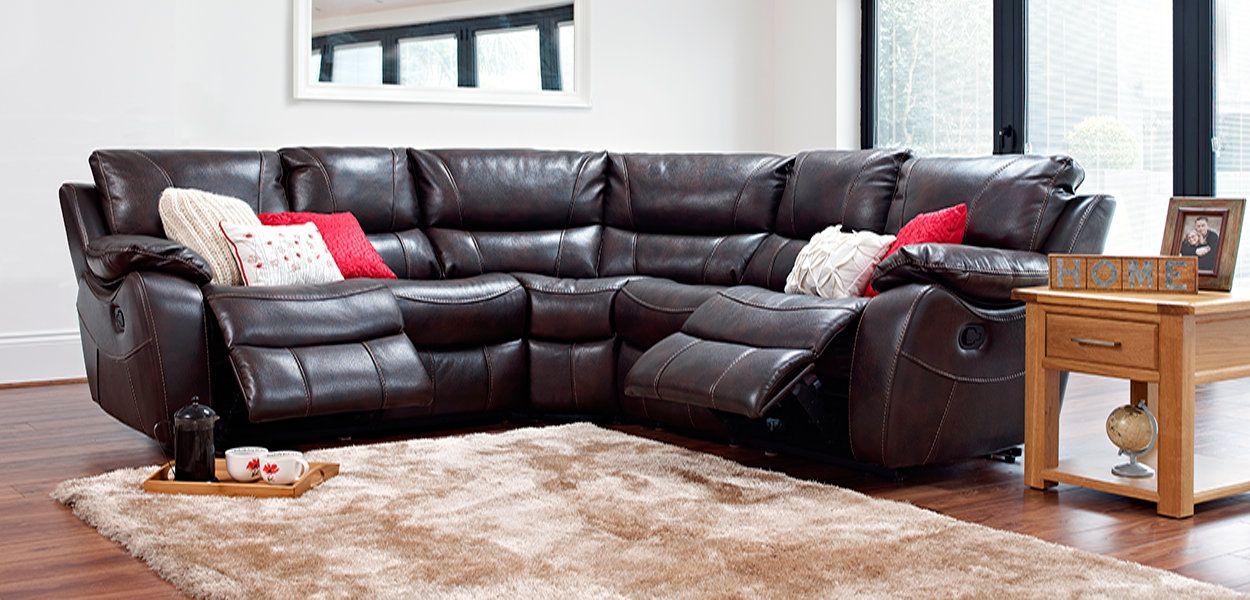 Bel Air Leathaire / Harveys Furniture