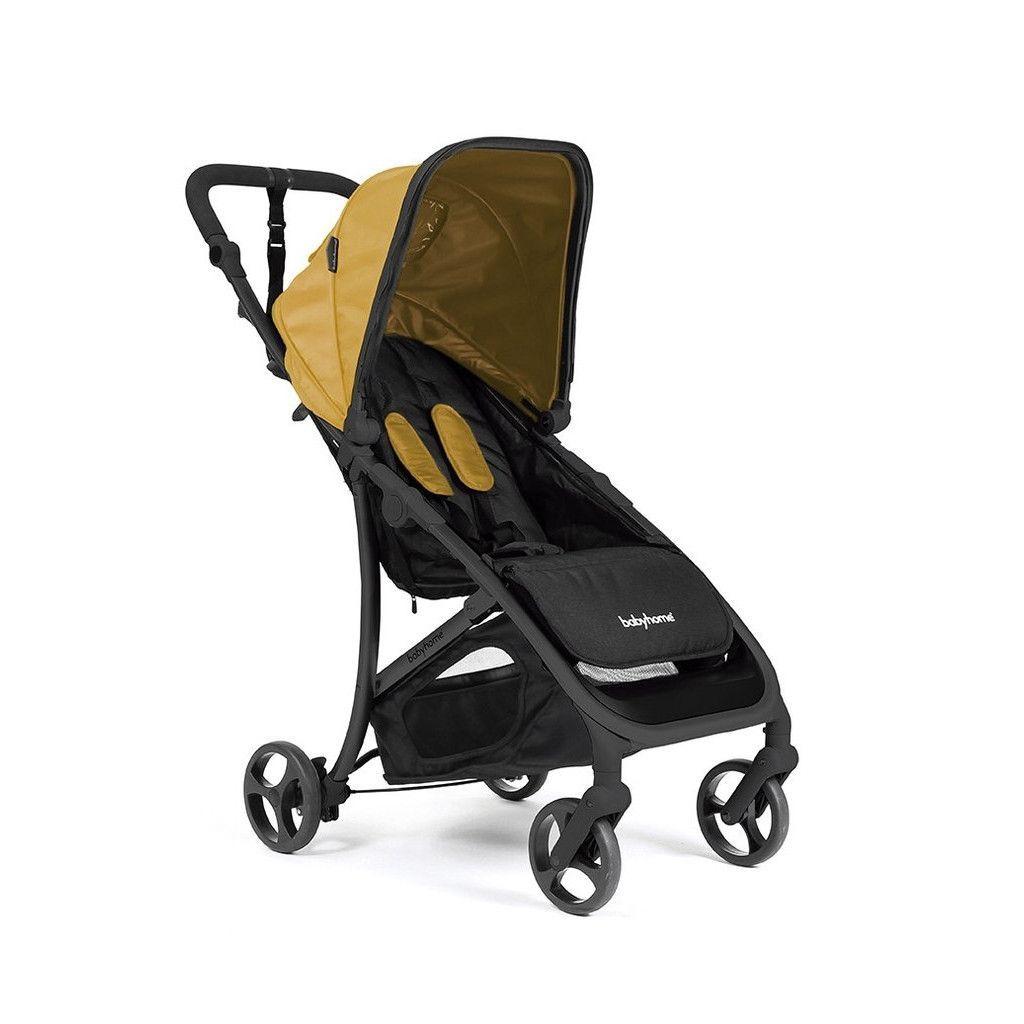 Babyhome Vida Light Weight Stroller Black Frame Nectar
