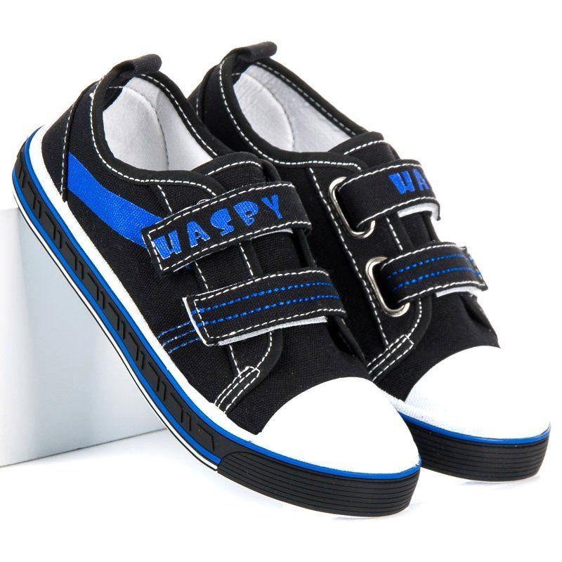 Buty Sportowe Dzieciece Dla Dzieci Hasby Czarne Trampki Do Szkoly Hasby Sneakers Shoes Balenciaga