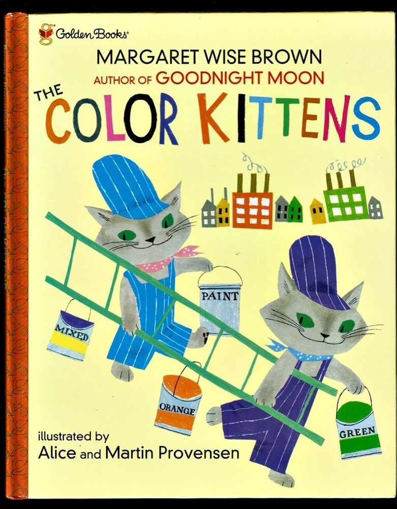Color Kittens Book Trend