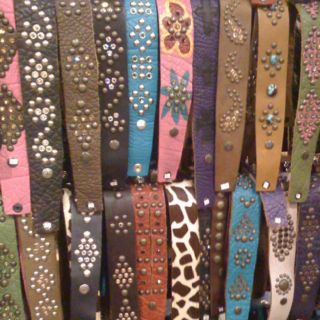 Two Bar West Purse Straps They Snap On To Purses