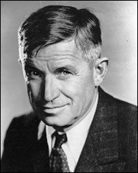 Will Rogers - cowboy, humorist,, newspaper columnist, social commentator, actor - United States