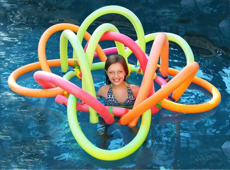 Lynx Pool Noodle Connectors Connect Your Noodles To Build Anything Available On Amazon Swimming Pool Noodles Pool Noodles Swimming Pools